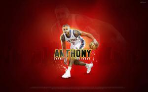 کارملو کیان آنتونی ستاره تیم بسکتبال نیویورک نیکس