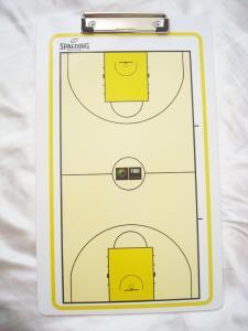 تخته ی مربیگری بسکتبال - کوچینگ برد basketball coaching Board